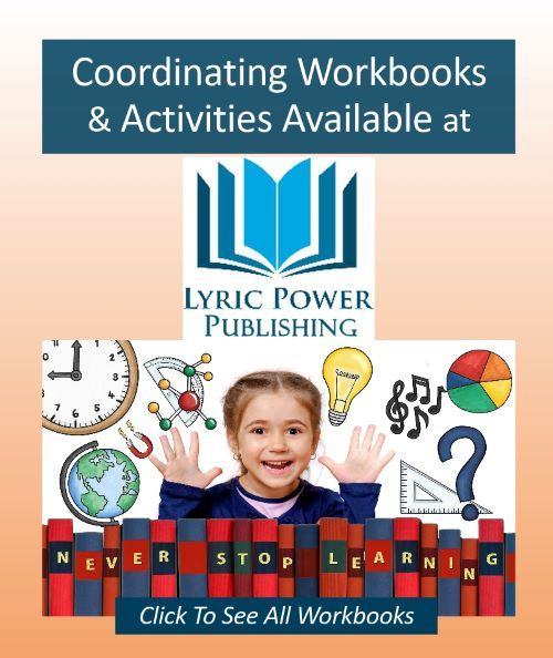 Graphic for Coordinating Workbooks from Lyric Power Pub