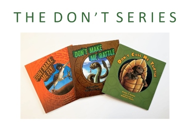 book covers Dont Series