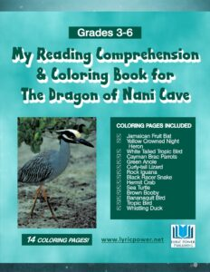 book cover reading comprehension