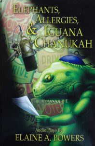 book cover of audio/theater script
